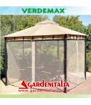 Gazebo Pegaso by Verdemax - mt 3x3x h2,90