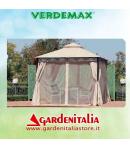 Gazebo Giunone by Verdemax - mt 3x3x h2,9