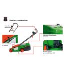Tagliaerba elettrico BRILL mod. BASIC 40 E - 1400 Watt