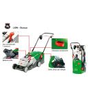 Tagliaerba elettrico BRILL mod. EVOLUTION LION 36 - a batteria al litio