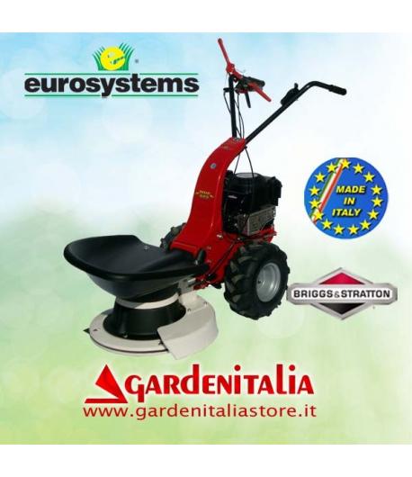 Motofalciatrice Rotativa EUROSYSTEMS M502 motore a benzina B&S 625 Series - Semovente