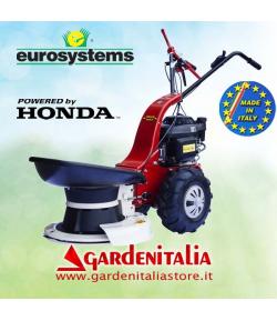Motofalciatrice Rotativa EUROSYSTEMS M502 motore a benzina HONDA GCV 160 - Semovente