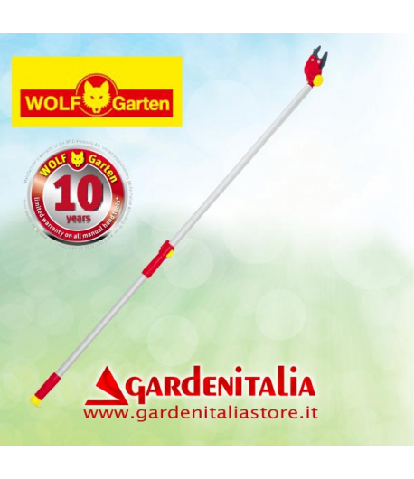 Svettatoio By-pass WOLF GARTEN mod. RR 200 lungh.2,00 mt. diametro taglio 32 mm