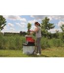 Biotrituratore GRIZZLY mod. GHS 2842 B - elettrico 2800 Watt- Tritarami