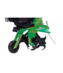 Motozappa GREEN LINE H 100  EUROSYSTEMS - motore a scoppio a benzina B&S 450 E-SERIES  - Made in Italy