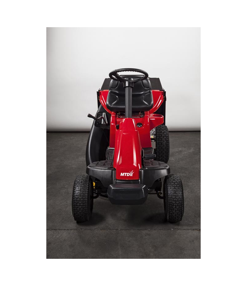 60 Mtd Rider : Rider trattorino tagliaerba mtd mod smart rde taglio cm