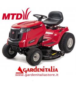 Trattorino Scarico Laterale MTD mod.SMART RG 145- taglio 107 cm motore a benzina B&S Avviamento Elettrico
