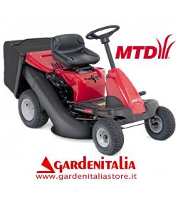Rider  Trattorino Tagliaerba MTD mod.SMART 60 RDE- taglio 60 cm motore a benzina B&S - Avviamento Elettrico