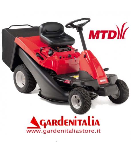 Rider MTD mod.SMART 76 RDE- taglio 76 cm - Avviamento Elettrico