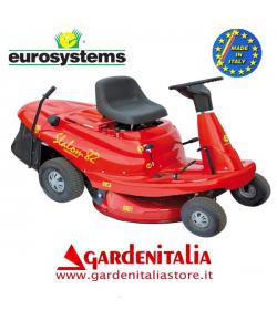 Rider EUROSYSTEMS mod. SLALOM 82 Hydrostatico  taglio 81 cm motore B&S 12,5 Hp