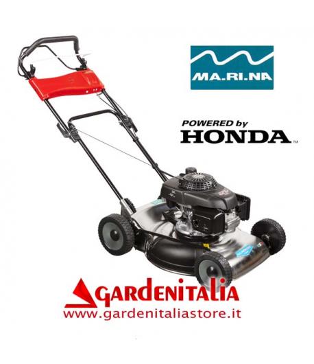 Tosaerba Taglio Mulching & Scarico Laterale  MA.RI.NA SYSTEMS mod.MX MULCH S - motore HONDA-Semovente