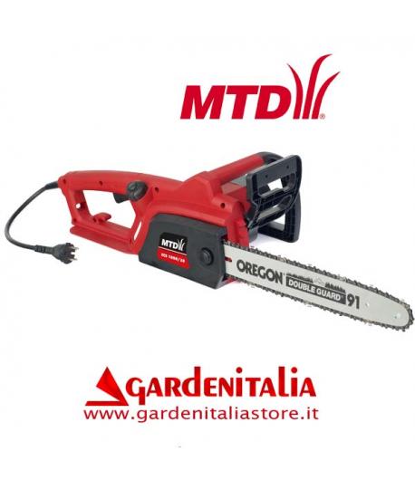 Elettrosega MTD mod. ECS 1800/35 - 1800 Watt - Barra e Catena da 35 cm
