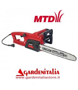 Elettrosega MTD mod. ECS 2000/40 - 2000 Watt - Barra e Catena da 40 cm