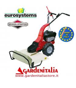 Trinciaerba Falciatutto EUROSYSTEMS MNF M850 - Motore a scoppio a benzina B&S 625 Series OHV Made In Italy