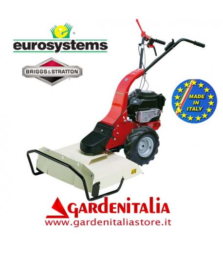 Trinciaerba Falciatutto EUROSYSTEMS MNF M850 - Motore a scoppio a benzina B&S 625 da 190 cc- Made In Italy