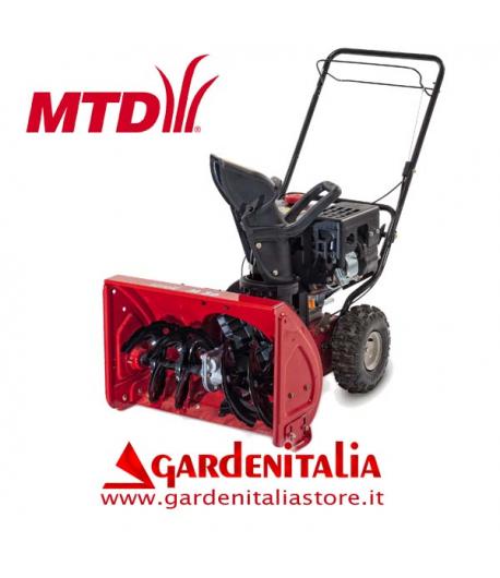 Spazzaneve MTD SMART M 56 motore a Benzina  Turboneve Turbina da Neve