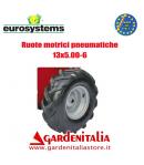 Motofalciatrice EUROSYSTEMS MNF 850 - Marcia Avanti - Motore a scoppio a benzina B&S da 190 cc- Made In Italy