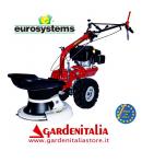 Motofalciatrice Rotativa EUROSYSTEMS mod. P 70 motore XT-7 OHV KOHLER-LOMBARDINI-Macchina Polifunzionale