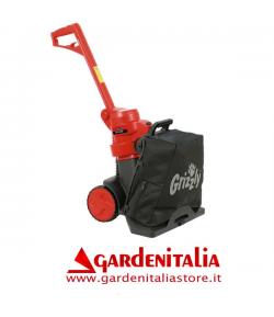 Aspiratore/Soffiatore Aspirafoglie a ruote GRIZZLY ETS 480 - 2600 Watt