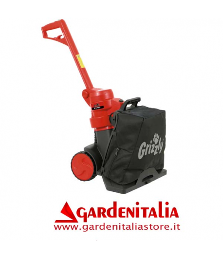 Aspiratore/Soffiatore a ruote GRIZZLY ETS 480 - 2600 Watt