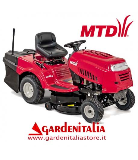 Trattorino con Raccolta MTD mod.MTD 92- taglio 92 cm motore a benzina  Avviamento Elettrico