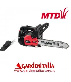 Motosega da potatura MTD mod.GCS 2500/25 T - Barra e Catena OREGON da 30 cm