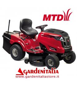 Trattorino con Raccolta MTD mod.OPTIMA LN 200 H - Idrostatico -  taglio 105 cm motore Bicilindrico B&S Avviamento Elettrico