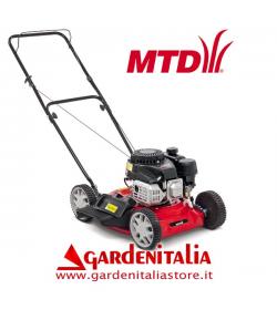 Tosaerba Mulching e Scarico Laterale MTD mod.SMART G 46 MO - motore a  benzina - 46 cm di taglio