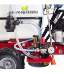Motocarriola EUROSYSTEMS mod. SPRAYER con motopompa trazionata con motore HONDA GCV 135 - MADE IN ITALY