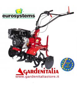 Motozappa EUROSYSTEMS mod.EURO 102   motore a Benzina Loncin TM 70 - MADE IN ITALY