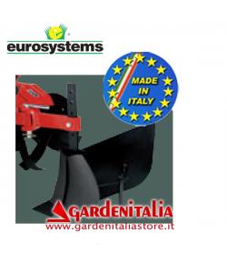 RIncalzatore ad ali registrabili per motozappa mod. EURO 102