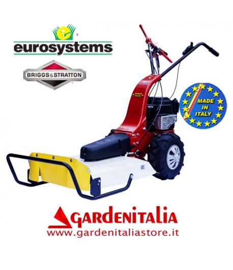 Trinciaerba Falciatutto EUROSYSTEMS MNF M502 - con Retromarcia - Motore a benzina B&S 675 InStart Avv.Elettrico Made in Italy