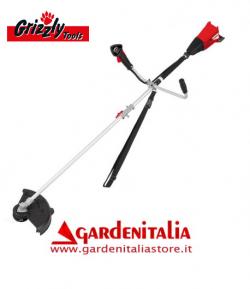 Decespugliatore Grizzly Tools AS 4026 - NO BATTERIA NO CARICA BATTERIA