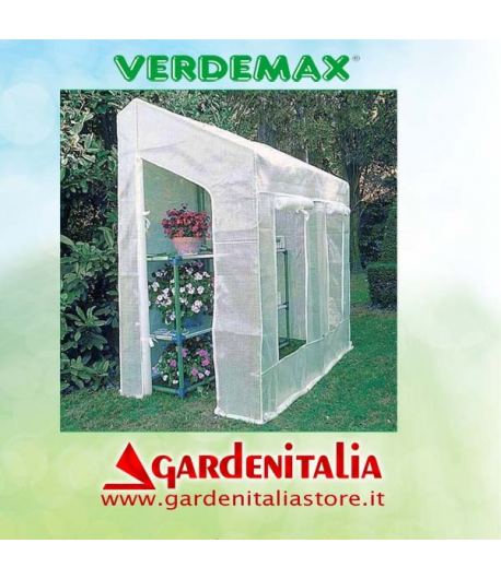 Serra per giardino mod. Lobelia cm 200x110 x h 210