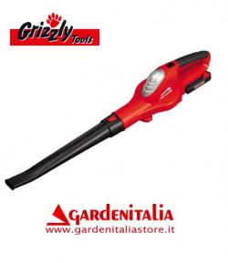Soffiatore a Batteria al Litio Grizzly Tools ALB 1815 Lion - Batteria da 18 V - 1,5 Ah