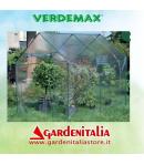 Serra per giardino mod. Narciso cm185x240x h205