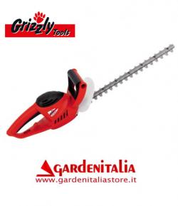 Tagliasiepi Elettrico GRIZZLY mod. EHS 580-52 lama da 52 cm - 580 Watt