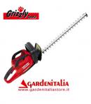 Tagliasiepi Grizzly AHS 4055 - NO BATTERIA NO CARICA BATTERIA