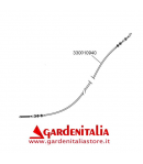 Cavo Trasmissione Marcia Avanti/Retromarcia per RTT2/RTT3 Eurosystems