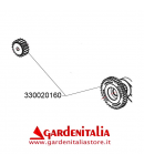 Kit Ruote Dentate Retromarcia per RTT2/RTT3 Eurosystems