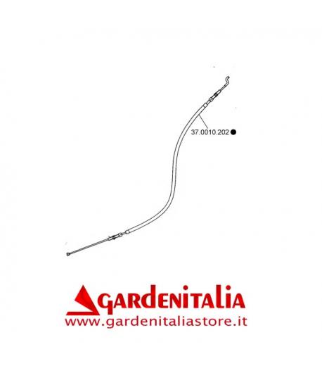 Cavo Trasmissione Retromarcia per Motozappa Serie Z 3