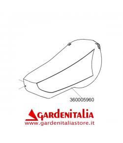 Cofano Riparo Cinghie per Motozappa Serie EURO 5 EVO