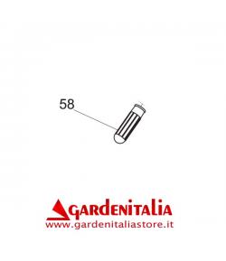 Manopola D.10 per Maniglia Sblocco Steg. P 55 / M 210 / P 70 EVO Eurosystems