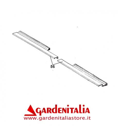 Kit Guida Barra Dx e Sx  per P 55 / M 210 Eurosystems