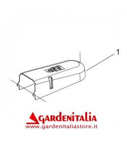 Cofano Superiore Tosaerba Falciatutto P 55 / MNF