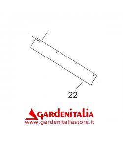 Bandella Protezione Posteriore per Tosaerba Falciatutto P 55 / MNF