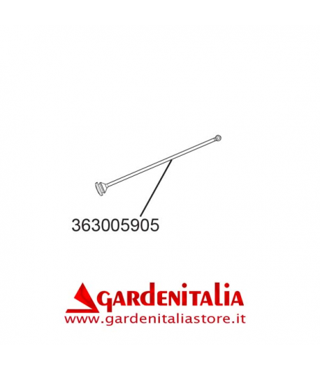 Gommino Blocco Spilla/Timone  per P 55 / MNF Eurosystems