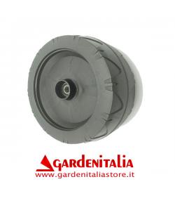 RUOTA DIAMETRO 200 MM C/CUSCINETTO TOSAERBA CASTELGARDEN SERIE NEW TREND NTDL