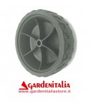 RUOTA ANTERIORE DIAMETRO 130 MM TOSAERBA EP350 CASTELGARDEN