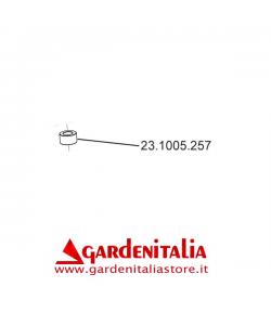 Distanziale 17,1x30 H17 per Tosaerba Falciatutto  P 70 EVO Eurosystems